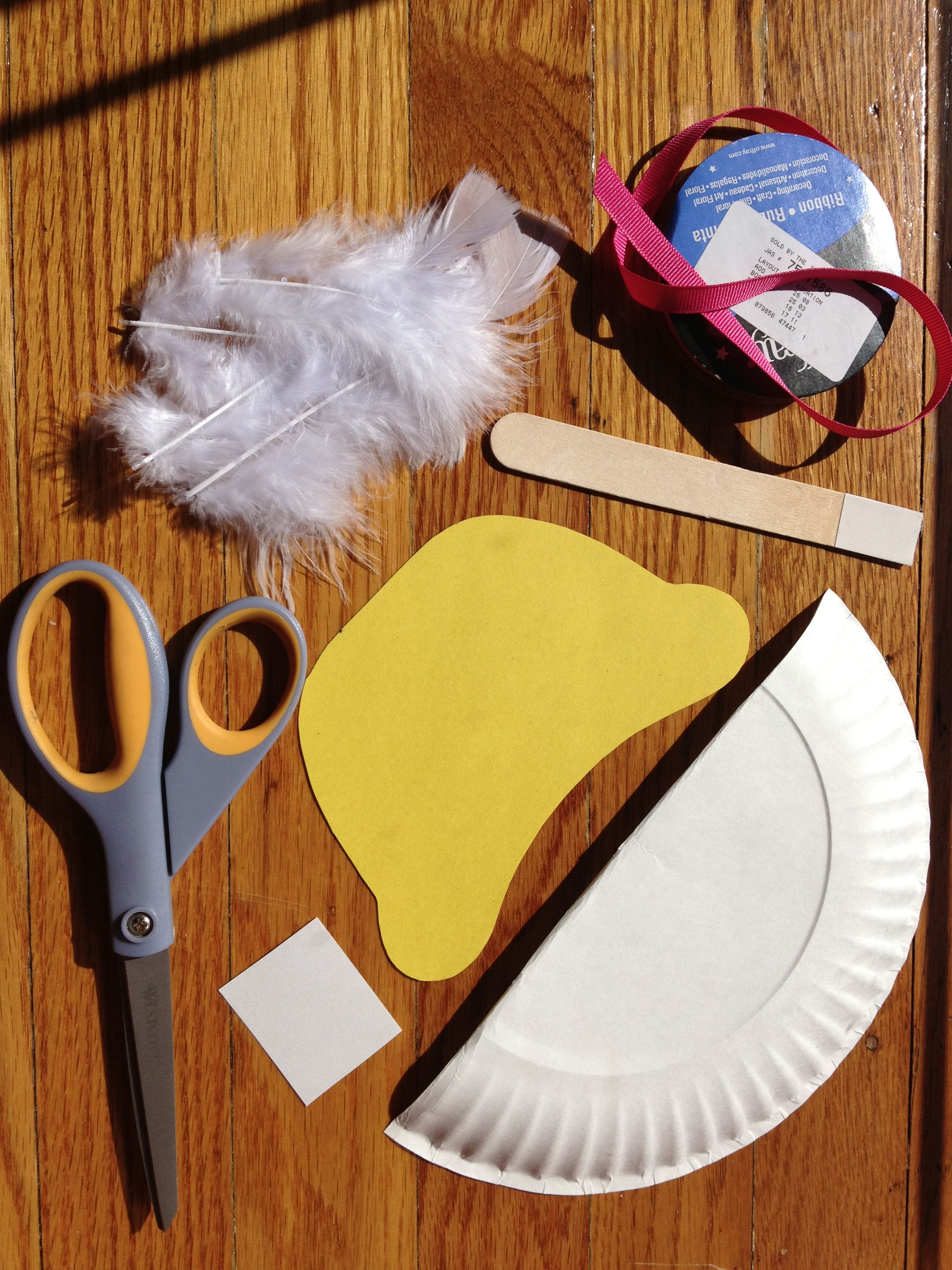 Paper plate duck mask & Paper plate duck mask | Cub Scout - Bear | Pinterest | Duck mask Dr ...