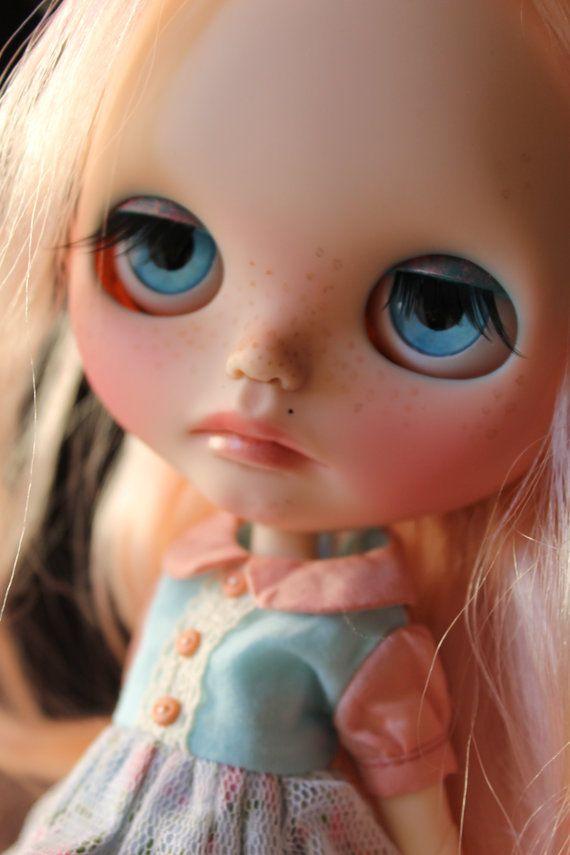 Custom blythe Doll Harmony par GerakinaDolls sur Etsy
