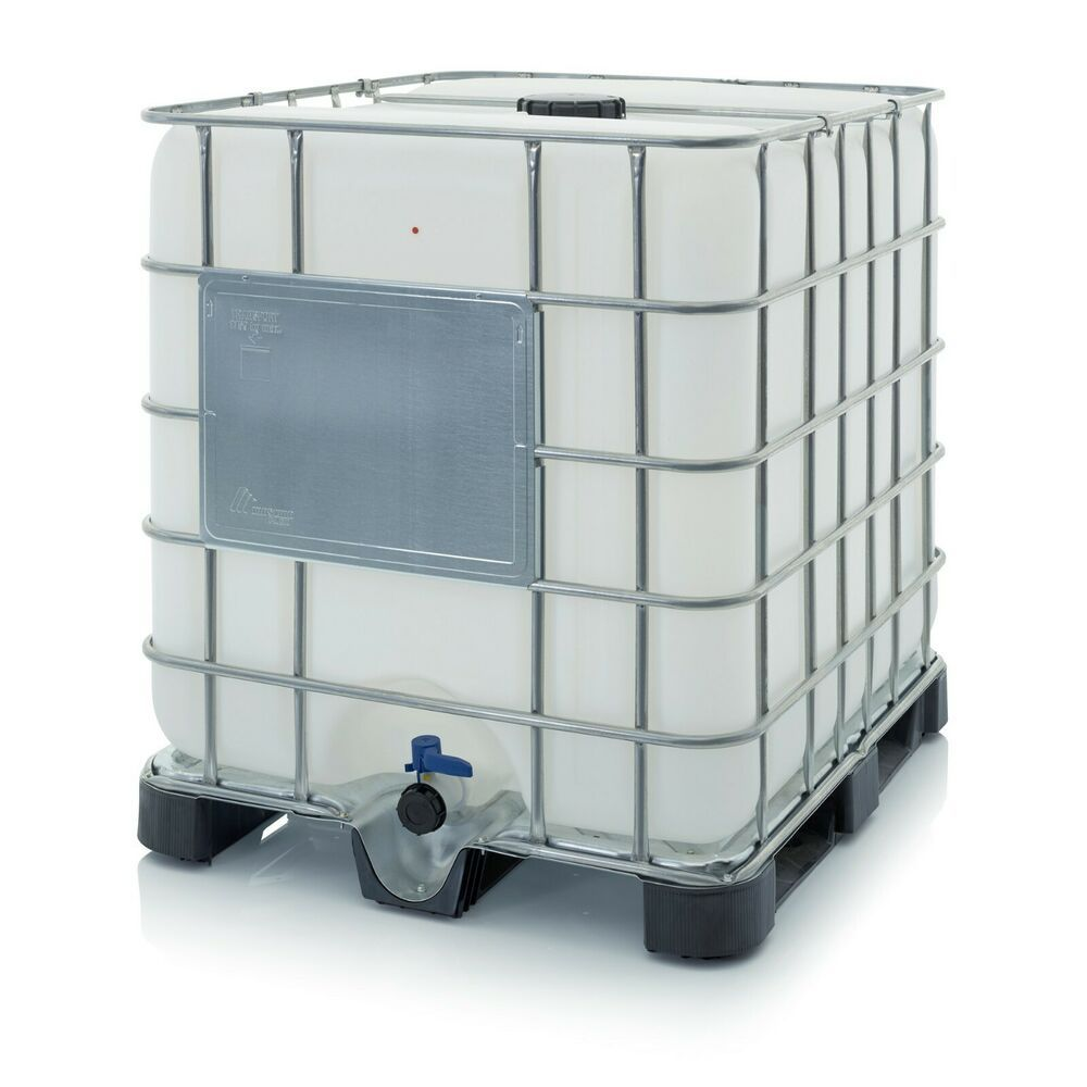 Water Storage Tank Ibc Container Drinking Water Safe New Bottle Free Post 1000 Litre Ibc Water Tanks New Bottle Water Storage Tanks Water Storage Storage Tank