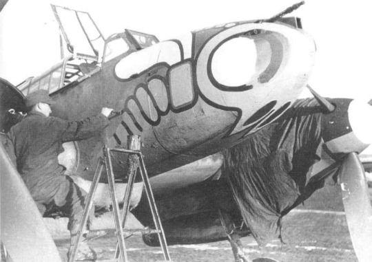 Messerschmitt Me110
