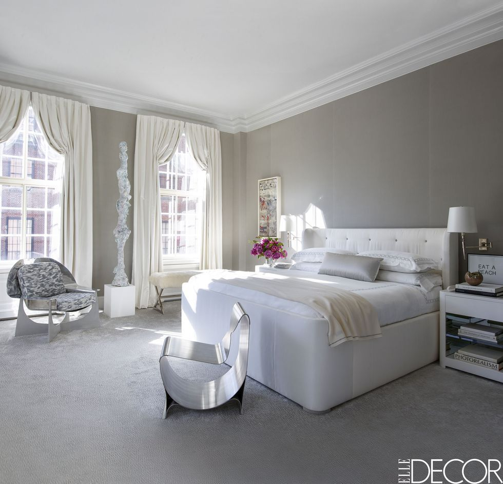 The Most Serene Gray Bedrooms You've Ever Seen   Modern ...