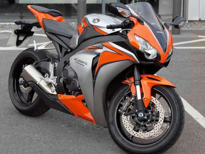 Honda Cbr 1000 Rr Fireblade Www Motorcyclescotland Touring
