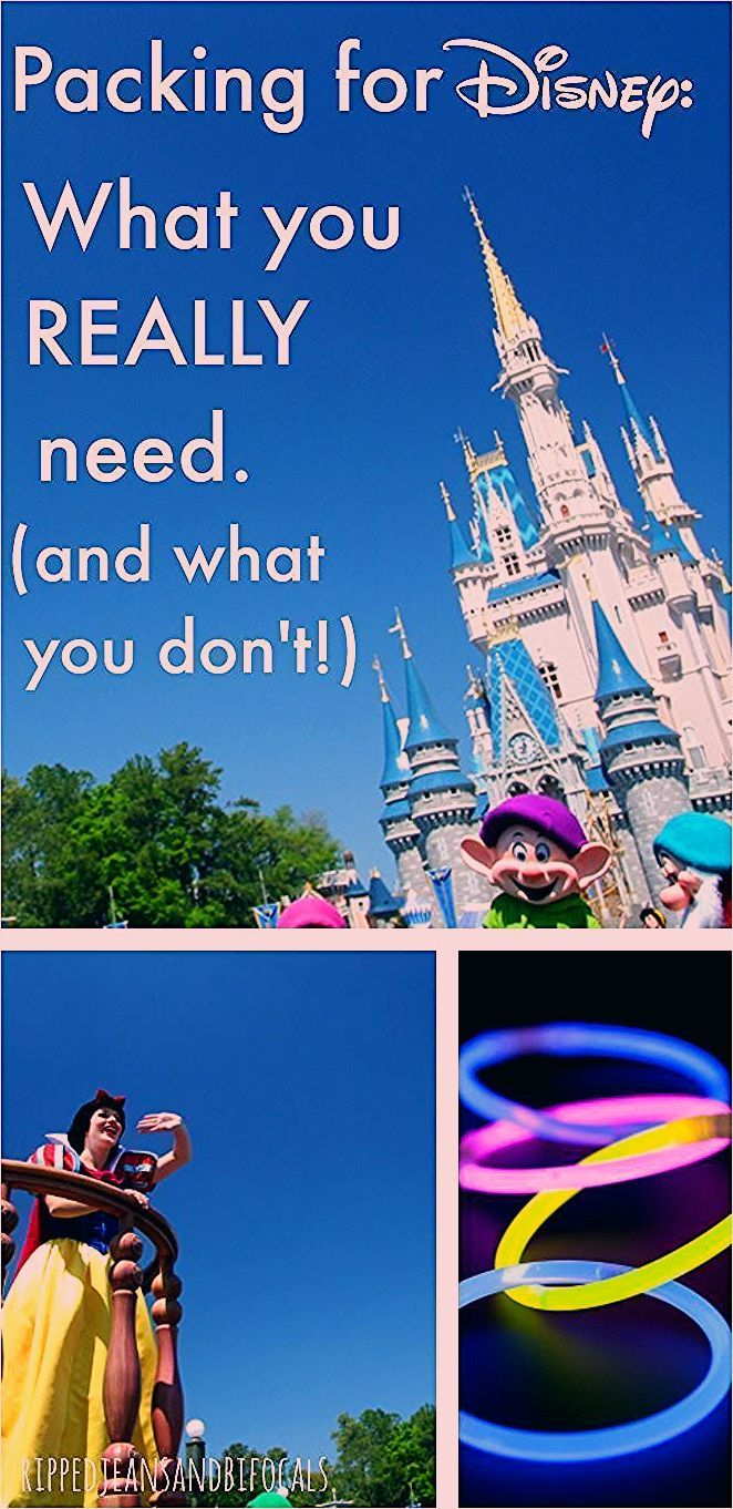 Photo of How to pack for Disney when you have kids