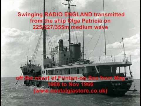 Clips and Jingles from the Pirate Radio Stations of the