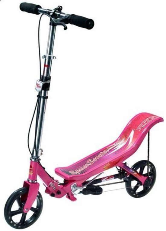 Space Scooter - Step - Roze