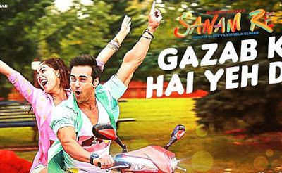 Gazab Ka Hai Yeh Din Sanam Re 2016 By Arijit Singh And Amaal Mallik Full Mp3 Song Download Sanam Re Bollywood Music Videos Mp3 Song Download