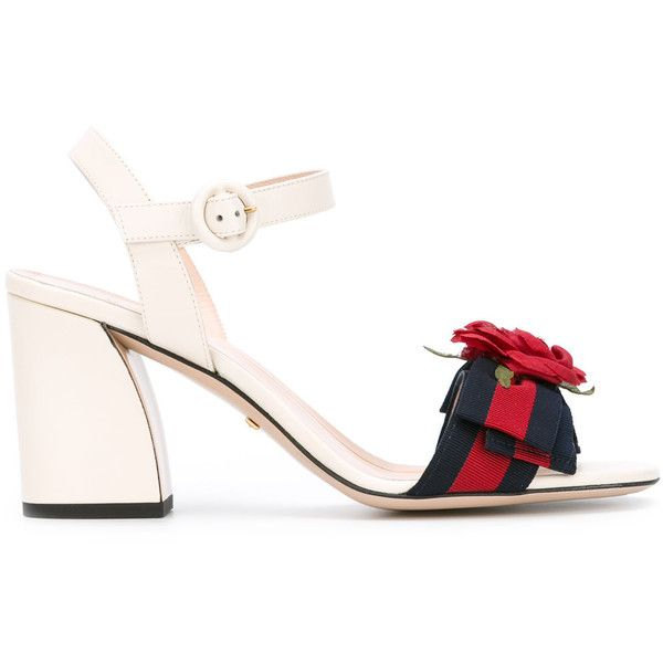 Sandales Arc-embelli Gucci - Nu & Tons Neutres dA3gT