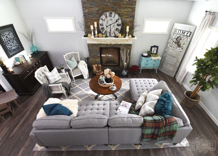 Best 25 Modern Farmhouse Living Room Decor Ideas On