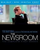 The Newsroom: The Complete First Season [6 Discs] [Includes Digital Copy] [Blu-ray/DVD]