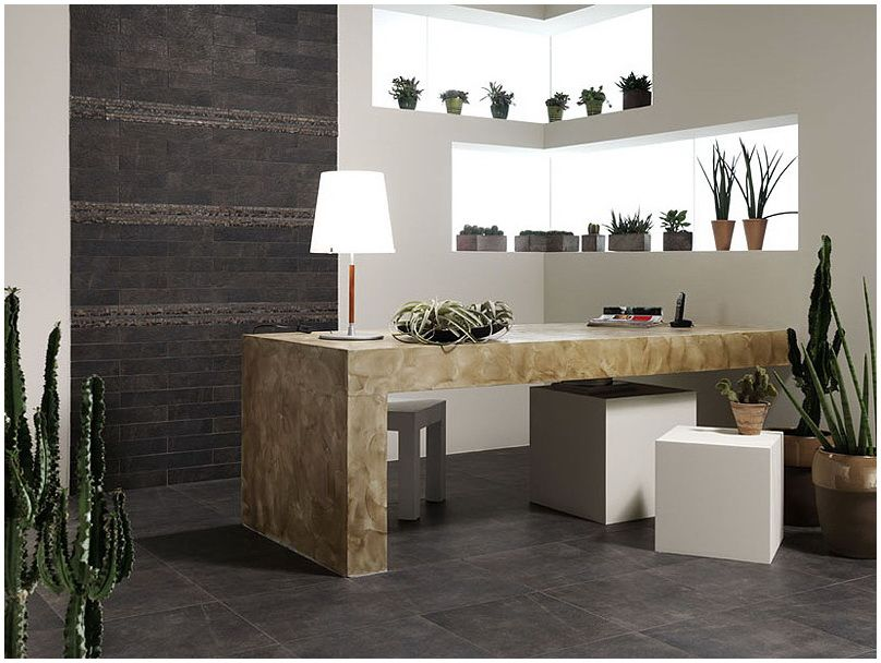 Awsome ceramic floor tiles arketipo spacios pinterest for Decoracion de espacios de trabajo