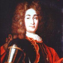 Charles Le Moyne, 1er. Baron de Longueuil (1656-1729).