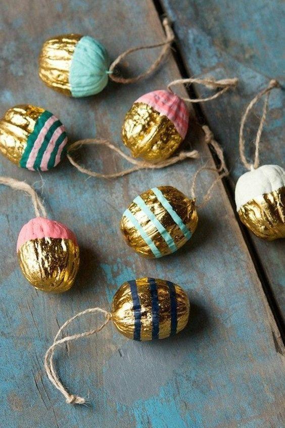 Weihnachsschmuck basteln mit Naturmaterialien - Zurück zum Ursprung des Festes