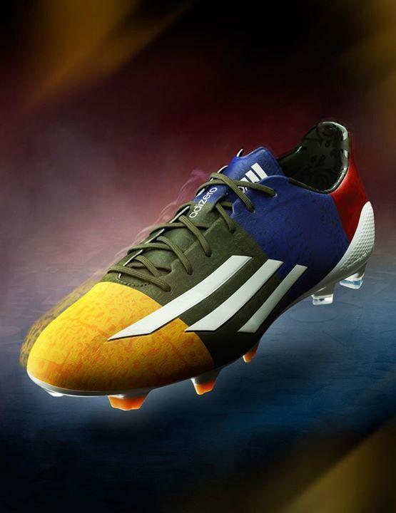 26cd53e5528 Adizero F50 Messi UEFA Champions League edition