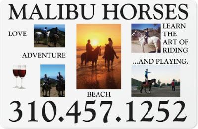Horseback Riding Malibu Beach The Best Beaches In World