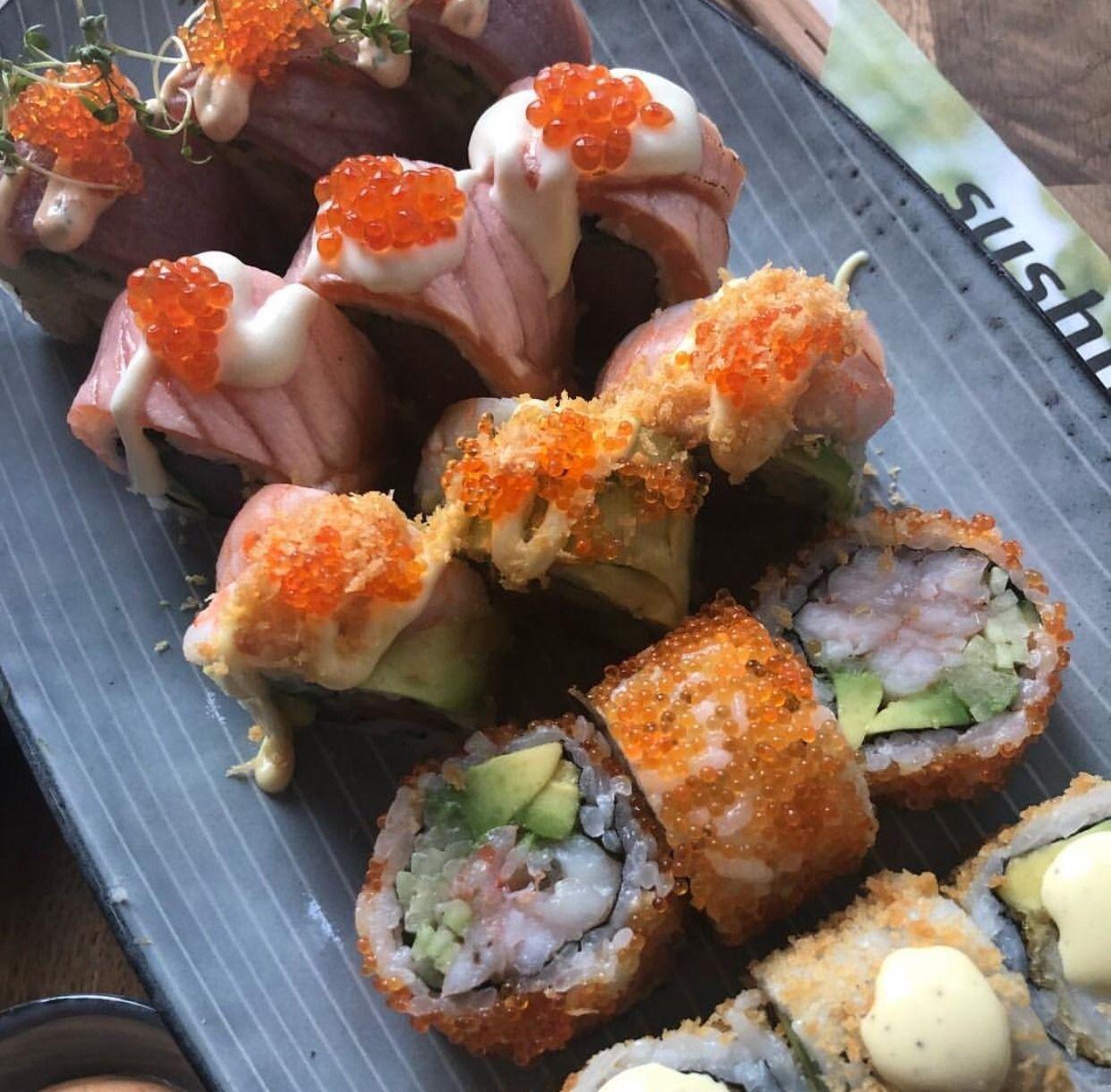Tumblr sushi pinterest food sashimi and japanese food tumblr forumfinder Choice Image