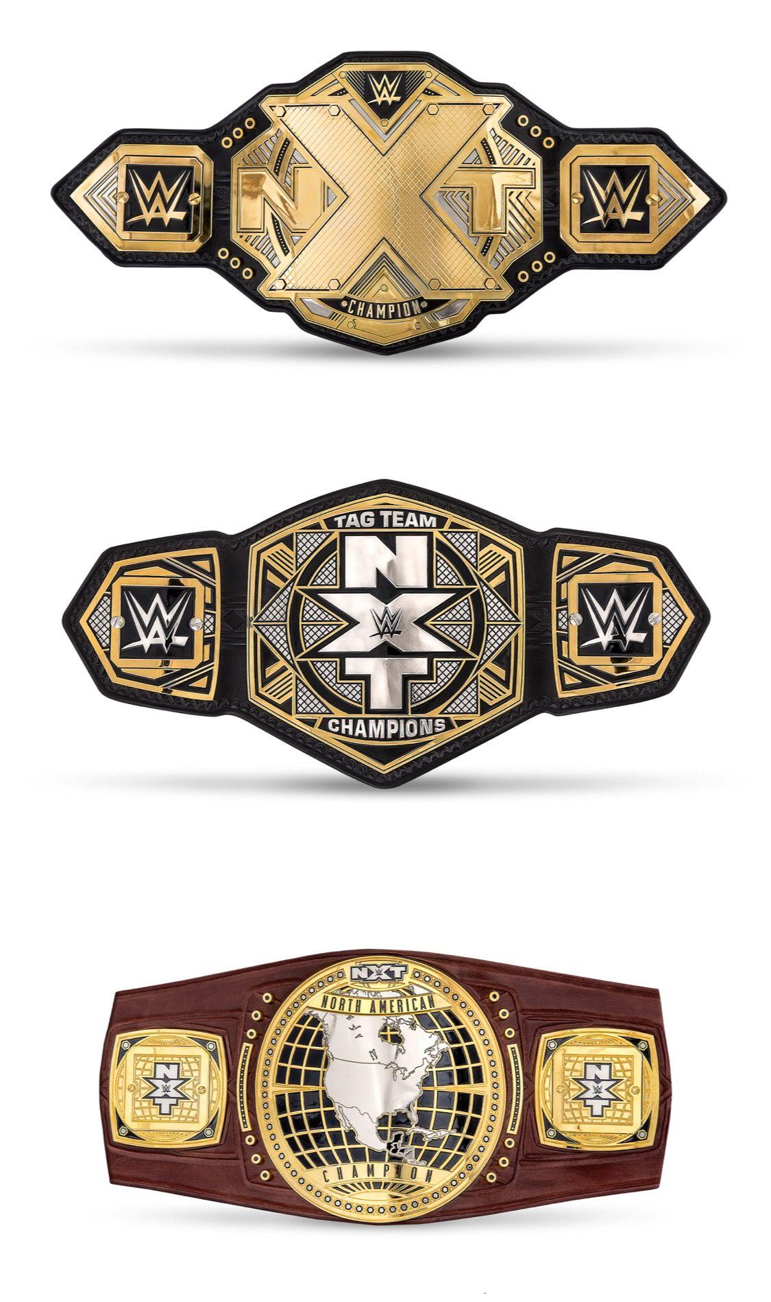 piuttosto fico migliore qualità per prestazioni superiori WWE NXT | World Heavyweight Champions | Wwe championship ...