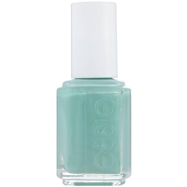 Essie Nail Colour 99 Mint Candy Apple ($11) ❤ liked on Polyvore ...