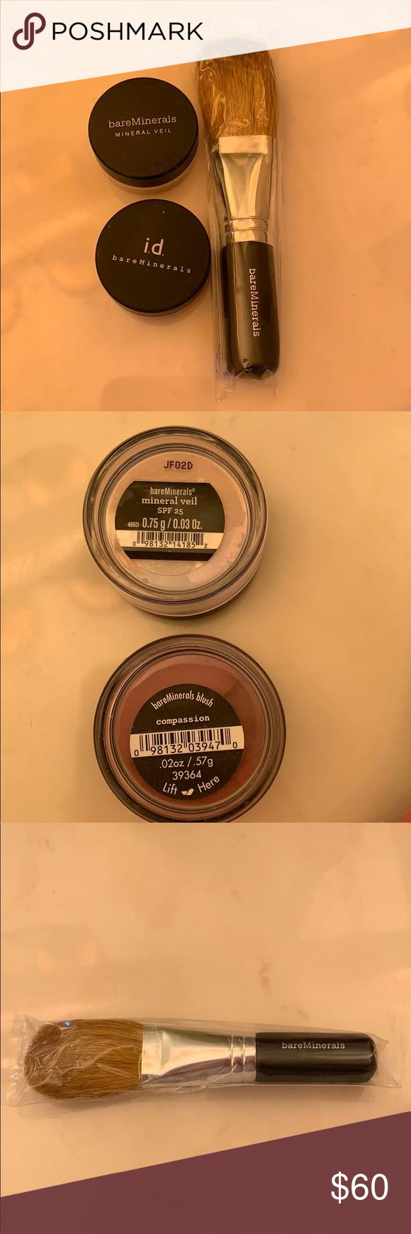 Bare Minerals Makeup Kit Bare Minerals Makeup Kit Flawless