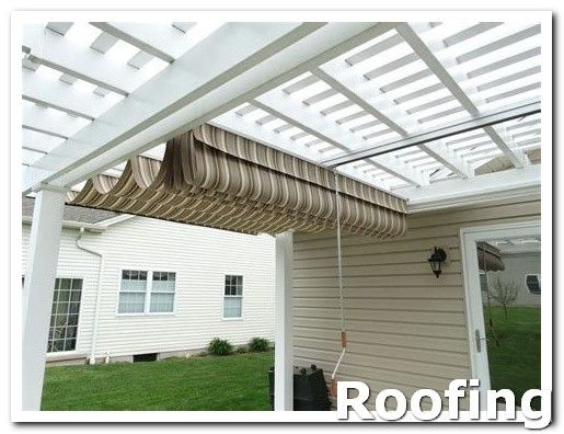 Roofing Tips As You Narrow Down The Field Of Possible Roofing Contractors To Hire Make Sure Retractable Pergola Retractable Pergola Canopy Pergola Shade