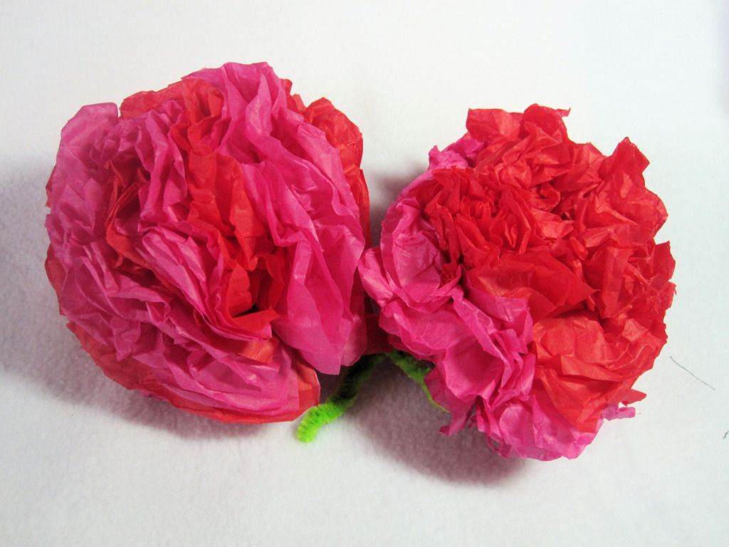 Flower Craft To Make For Kids Flora The Greek Goddess Of Spring And