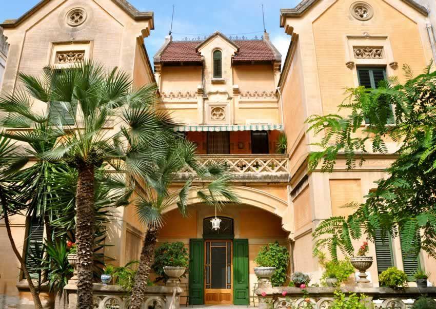 Villa anita 1900 arquitecto gaiet bu gas i monrav carrer santiago rusi ol 33 sitges - Arquitecto sitges ...