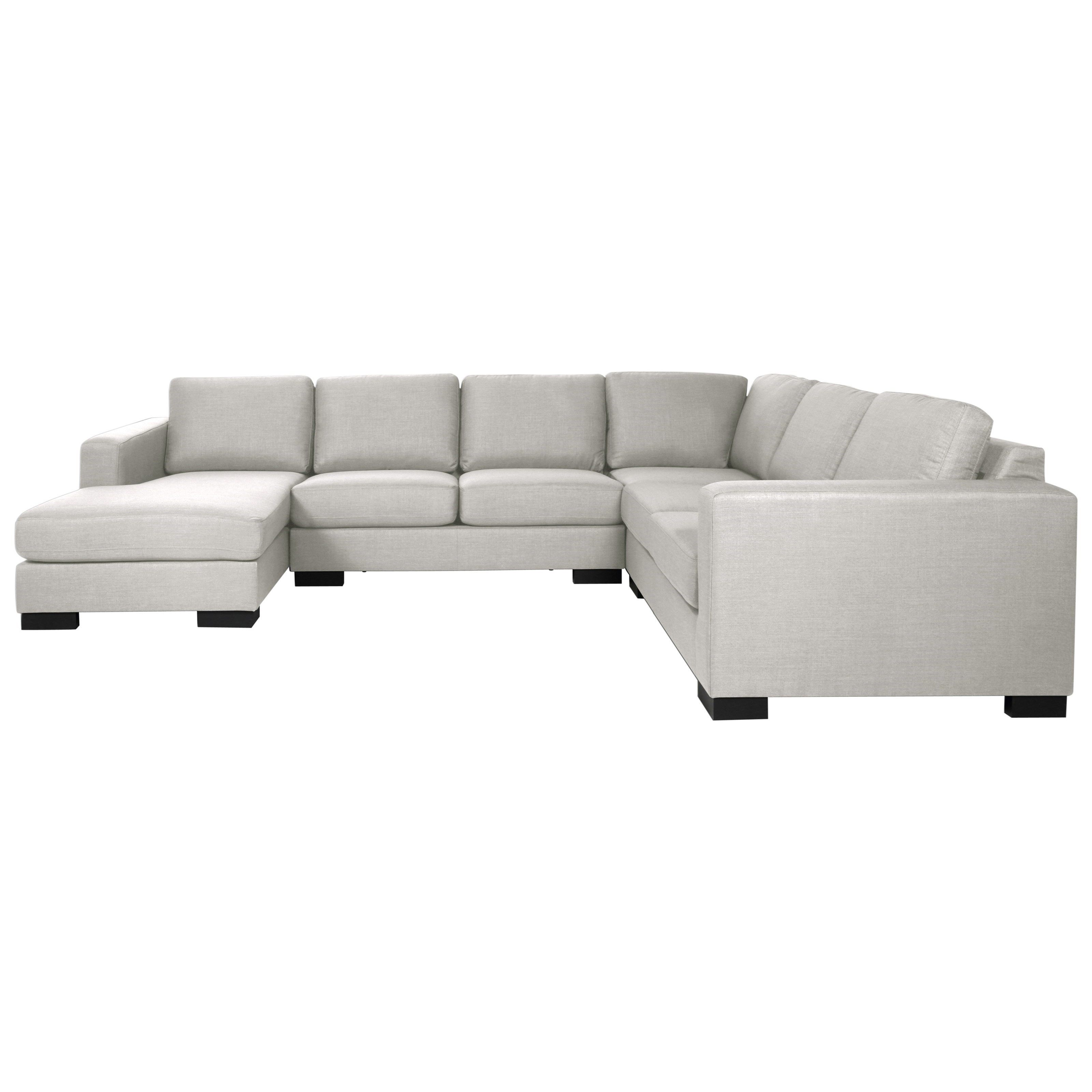 Canterbury Sectional By Actona Company At Homeworld Furniture