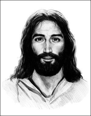 Jesus Cristo Desenho Jesus Jesus Rosto Papel De Parede Jesus