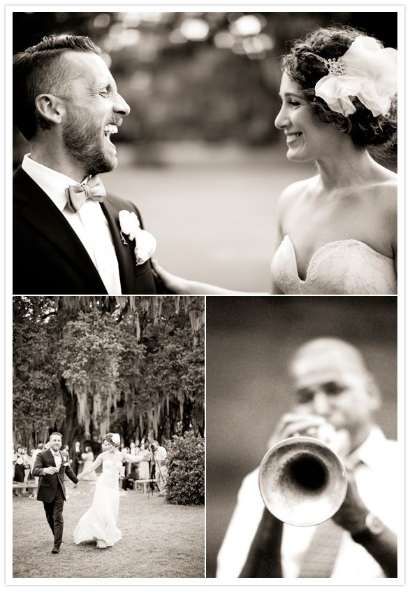 Real Weddings From The Top Wedding Blogs New Orleans Wedding Wedding Wedding Musicians