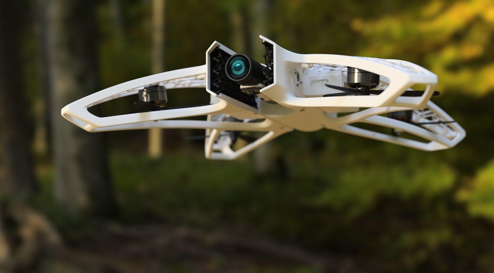 Best 3D printed drone projects (mit Bildern) 3d drucker