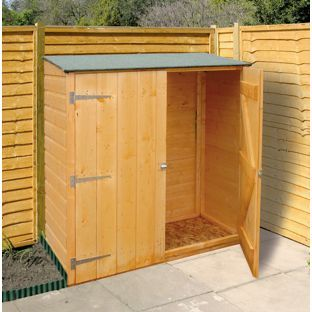 Garden Sheds Homebase homewood - garden store - 4x2ft from homebase.co.uk | house