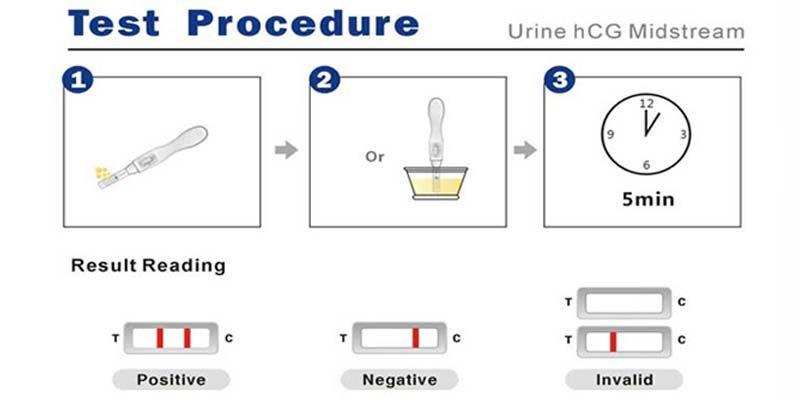 Pregnancy Test Instructions Ept Pregnancy Test Instructions