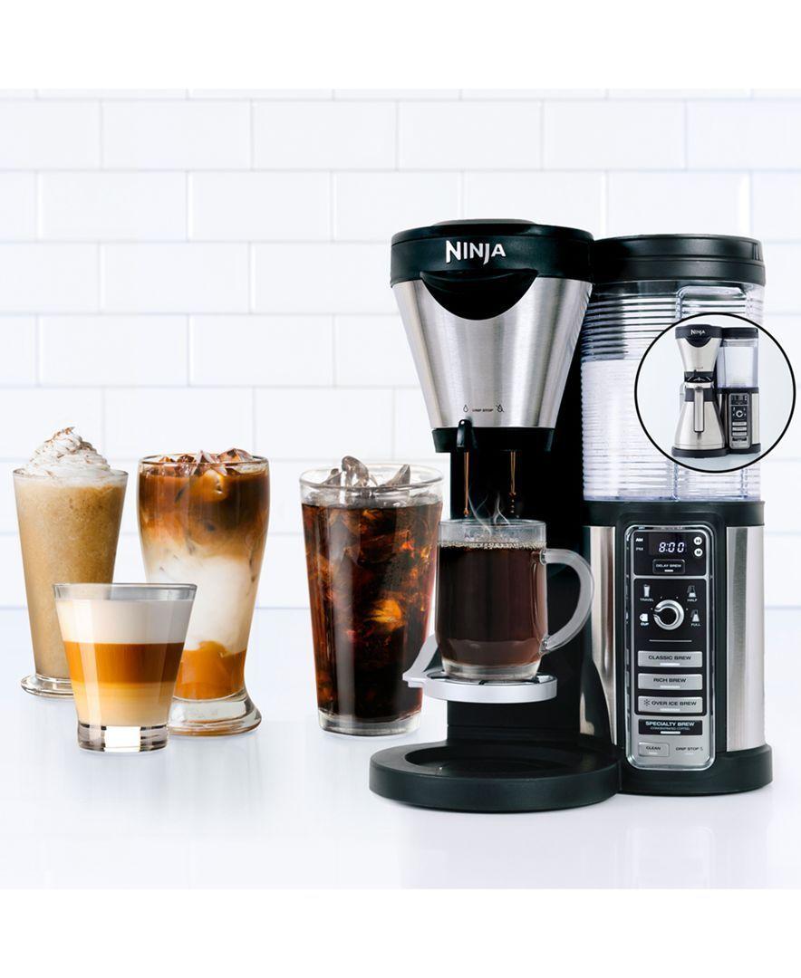 Ninja CF086 Coffee Bar Coffee Maker Ninja coffee bar