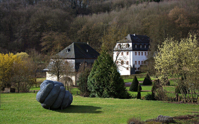 Kloster Eberbach Hessen