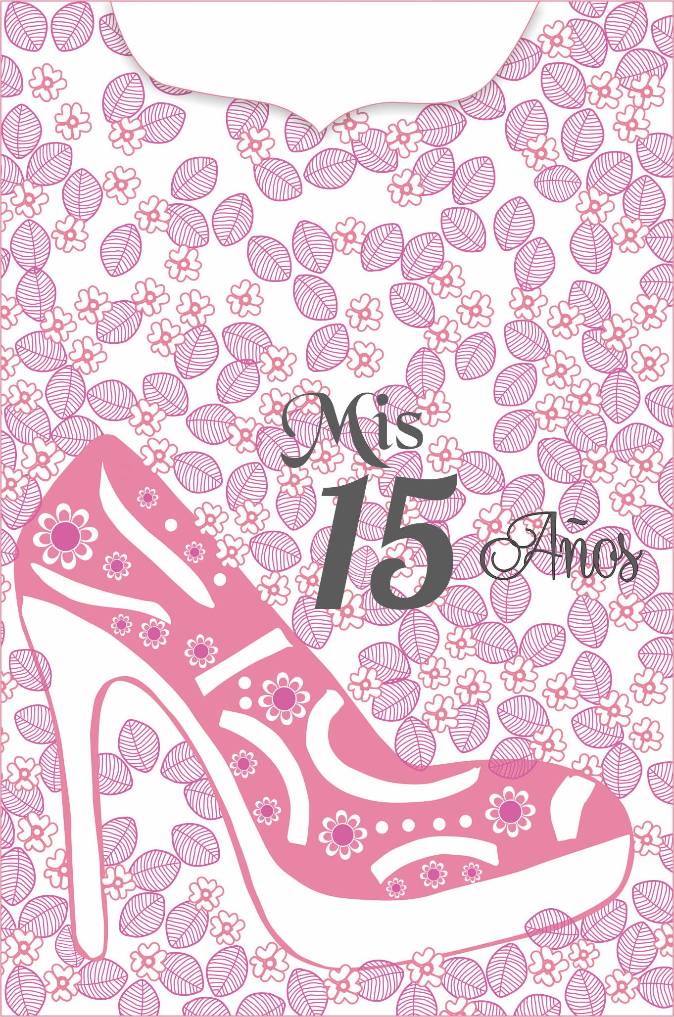 Tarjetas De Invitacion Para 15 Años Tarjetas De Cumpleaños