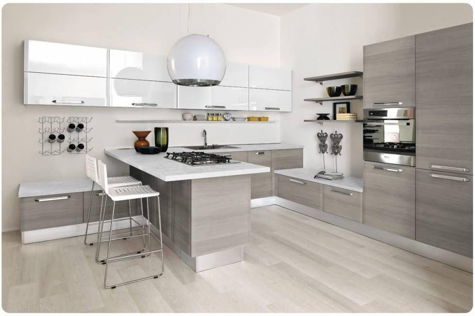 pavimento-e-cucina-nelle-nuances-del-grigio.jpg (979×652 ...