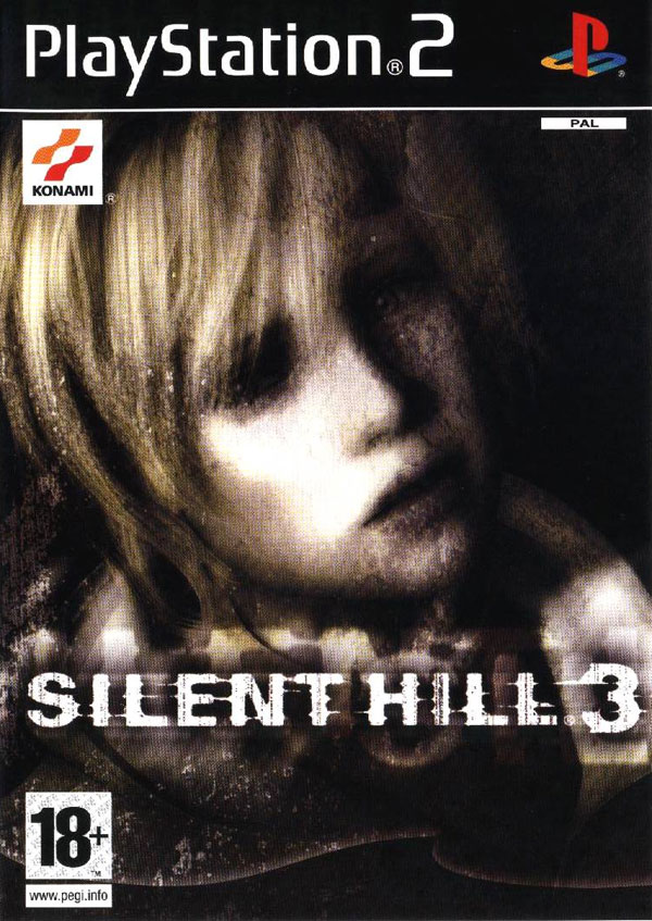 Silent Hill 2 Cover Buscar Con Google Silent Hill Video Games