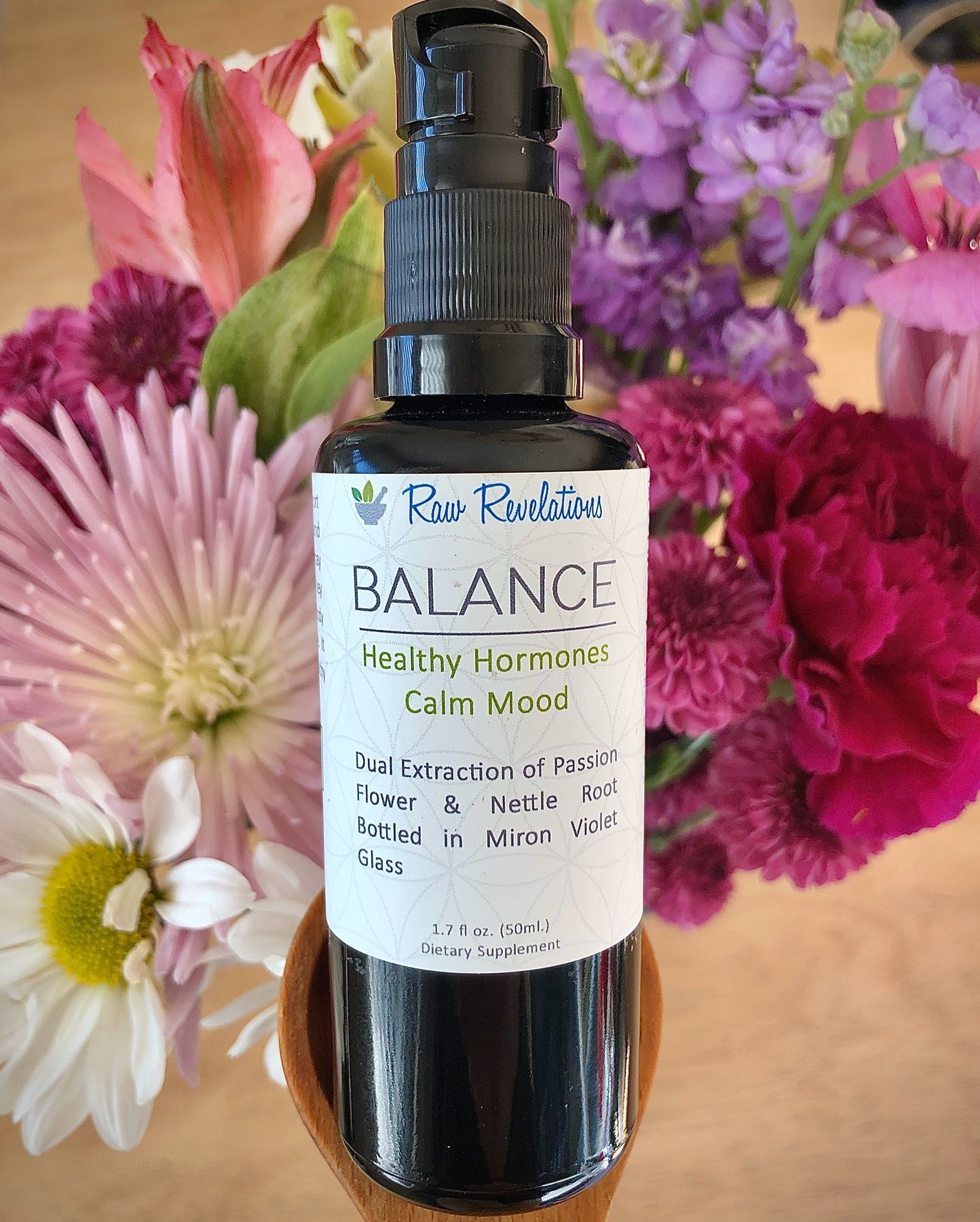 Balance 50ml In 2020 Healthy Hormones Hormones Organic Grapes