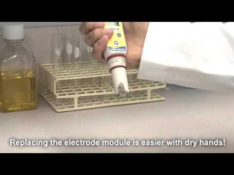 Oakton pH Testr Sensor Replacement