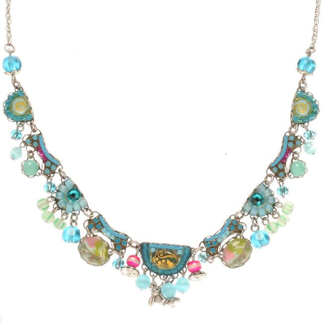 Jewellery Ayala Bar Classic Collections Maya Ayala Bar Necklace Artyfax Taki Boncuk