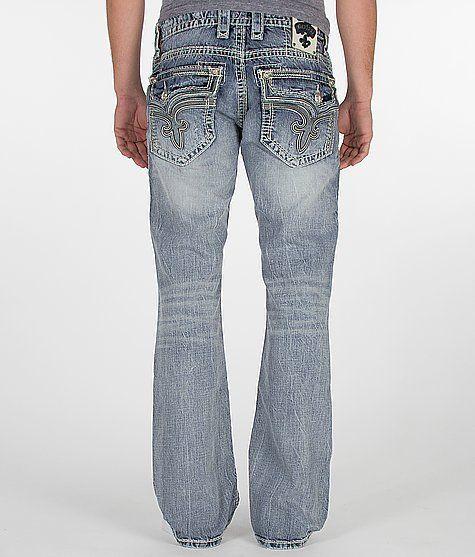 100% authentic aef3b b3846 $158 Rock Revival Troy Slim Boot Jean | Matt's Clothes ...