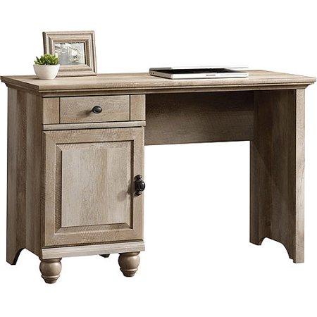 Better Homes Gardens Crossmill Desk Weathered Finish Walmart Com Country Style Desk Better Homes Home Office Furniture