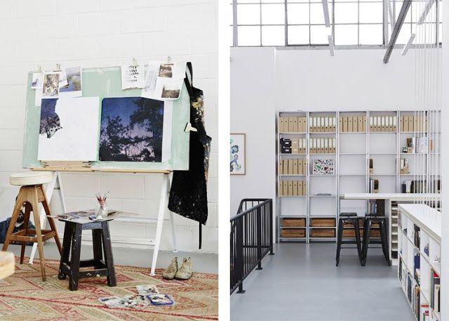 我們看到了。我們是生活@家。: 澳洲的Studio Sisu!位在Northcote...