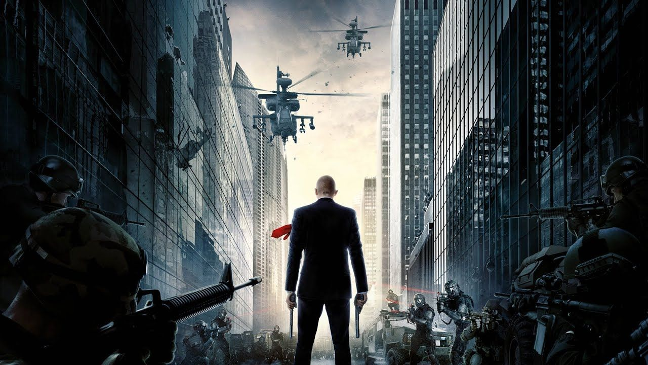 2017 Newest Action Movies Best Hollywood Crime Action Movies Hitman Agent 47 Hitman Movie Hitman