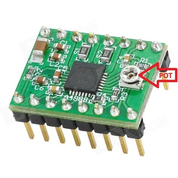 e694009b48c Tudo sobre DRIVER A4988 e Motor de Passo   Usando o Arduino - Blog  Eletrogate