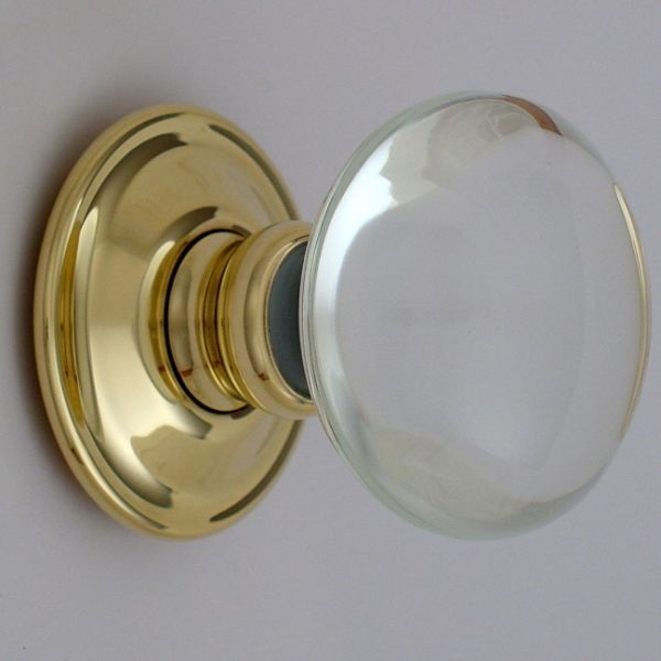 glass knob fluted sets drilled original crystal adapters door doors nickel pre a for affordable brushed passage dp modern replacement very