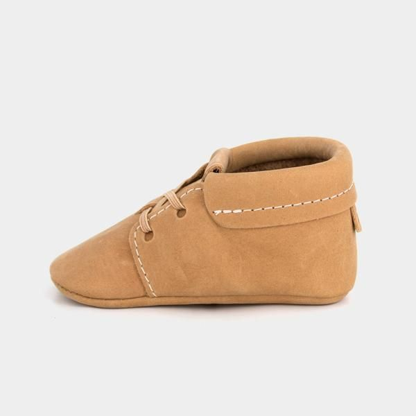 Cedar Oxford Freshly Picked Moccasins Toddler Shoes
