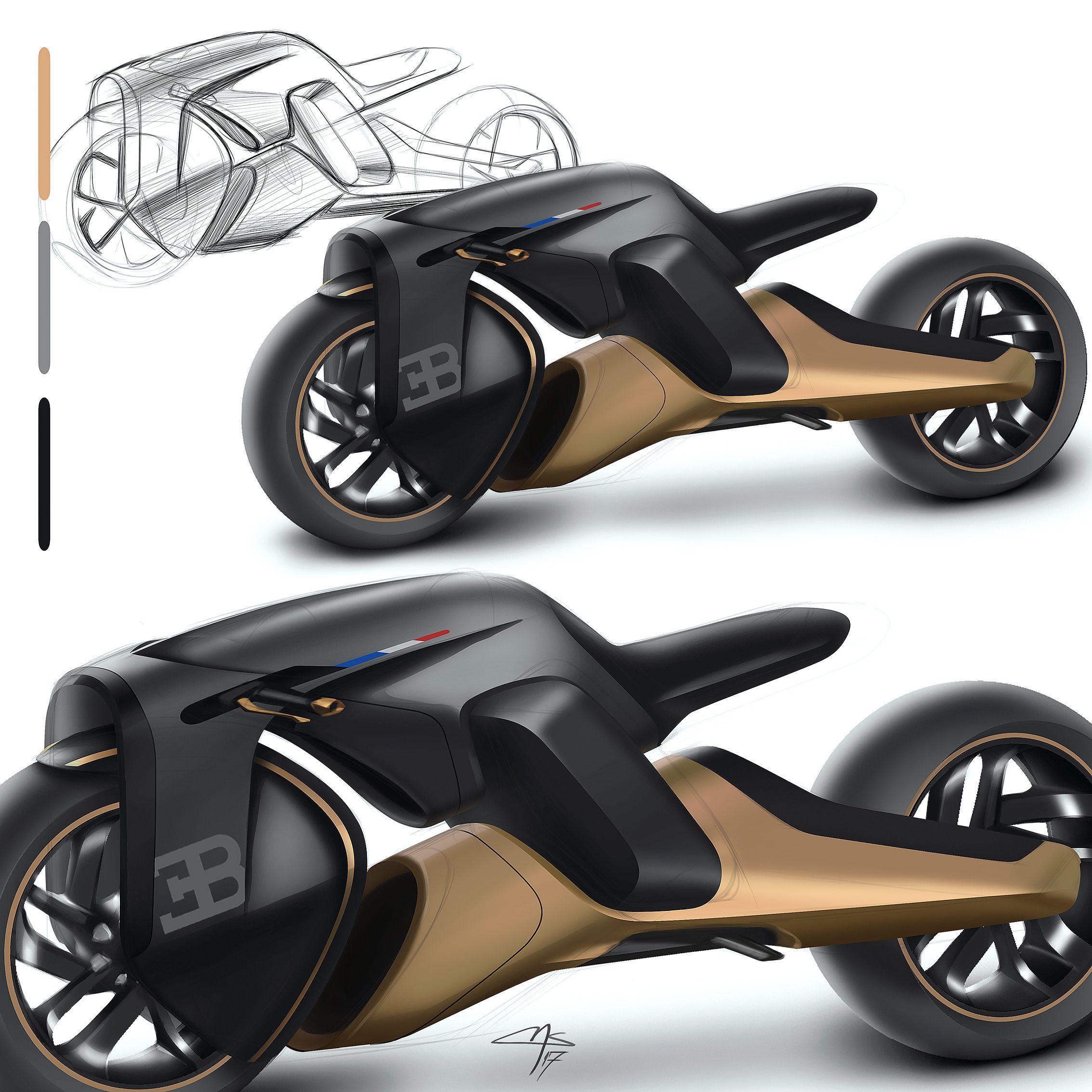 Bugatti Concept Bike Challenge Free Project Bugatti Concept