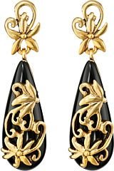 Oscar de la Renta Filigree Earrings Earring #jewelry #earrings
