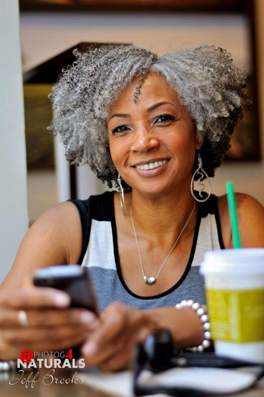 Natural Hair For Gray Black Hair Shampoo