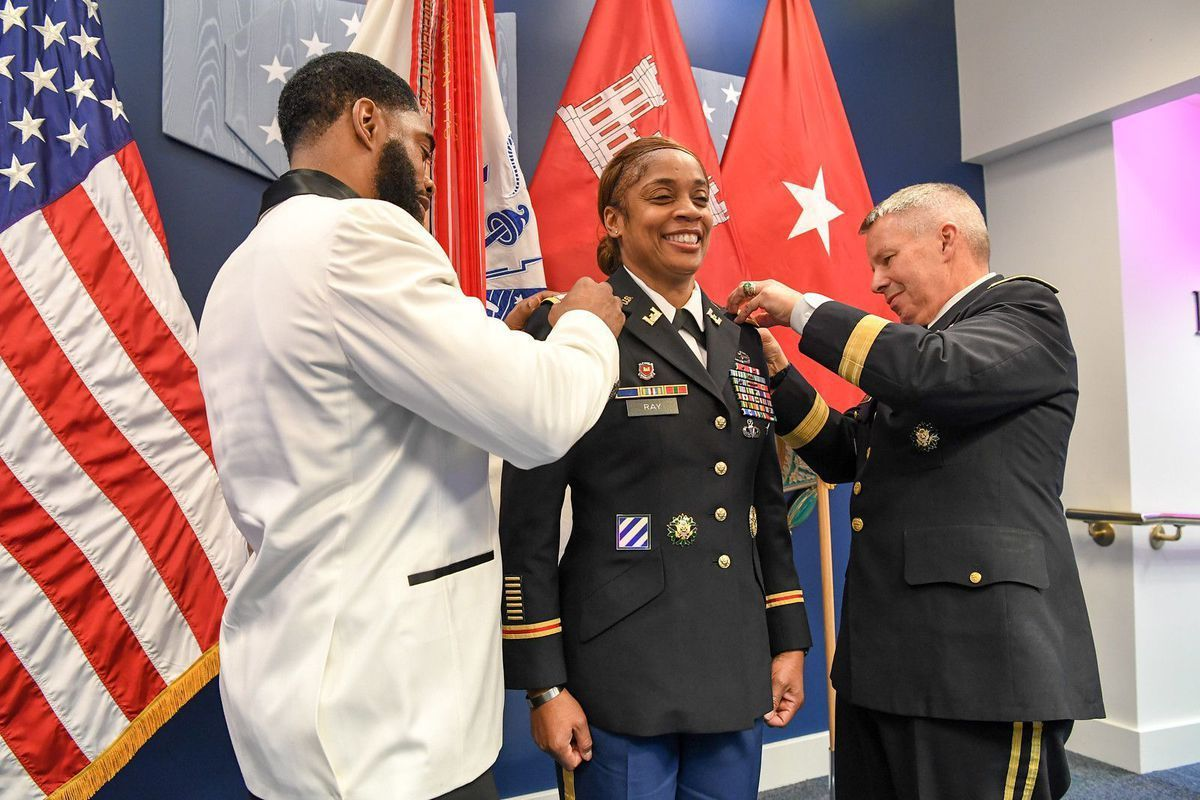Girls High grad is promoted to colonel in U.S. Army Army